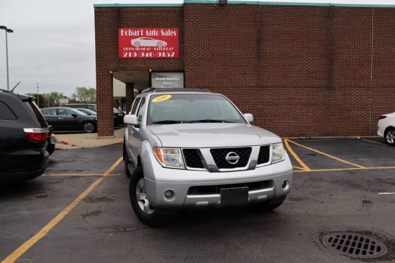 2007 Nissan Pathfinder for sale in Hobart, IN