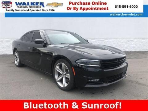 2015 Dodge Charger for sale at WALKER CHEVROLET in Franklin TN
