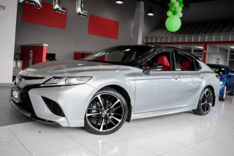2018 Toyota Camry for sale at Quality Auto Center of Springfield in Springfield NJ