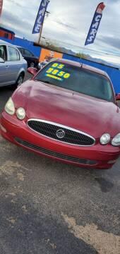 2005 Buick LaCrosse for sale at Juniors Auto Sales in Tucson AZ