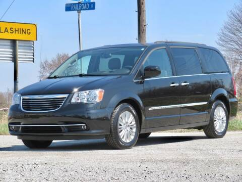 2016 Chrysler Town and Country for sale at Tonys Pre Owned Auto Sales in Kokomo IN