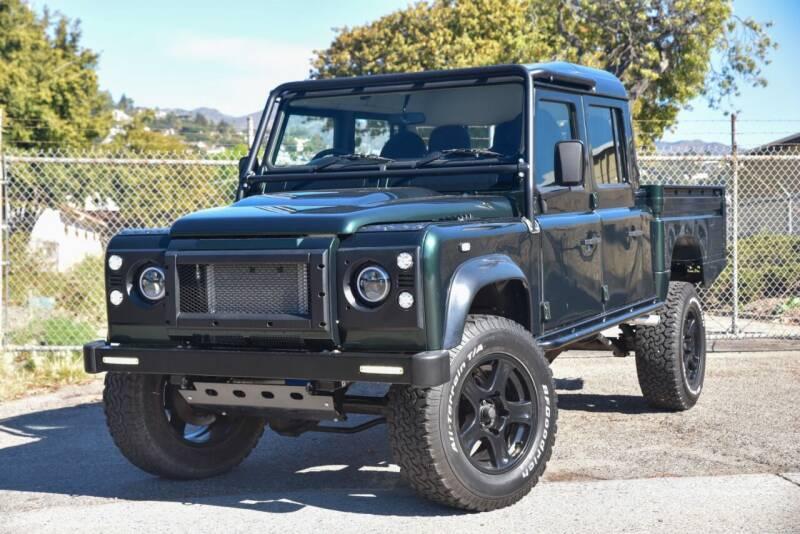 1990 Land Rover Defender for sale at Milpas Motors in Santa Barbara CA