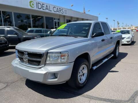 2010 Dodge Dakota for sale at Ideal Cars in Mesa AZ