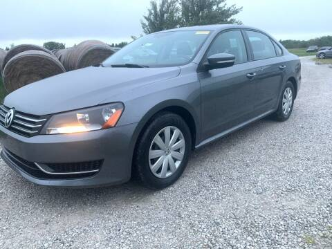 2013 Volkswagen Passat for sale at Nice Cars in Pleasant Hill MO