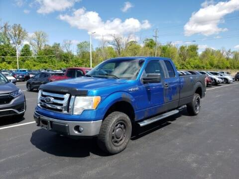 2010 Ford F-150 for sale at White's Honda Toyota of Lima in Lima OH