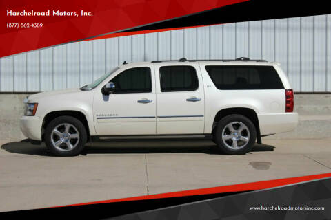 2013 Chevrolet Suburban for sale at Harchelroad Motors, Inc. in Wauneta NE