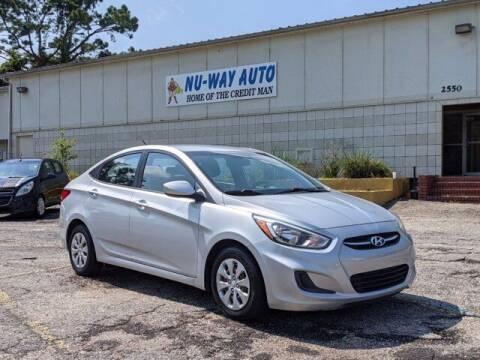 2015 Hyundai Accent for sale at Nu-Way Auto Ocean Springs in Ocean Springs MS