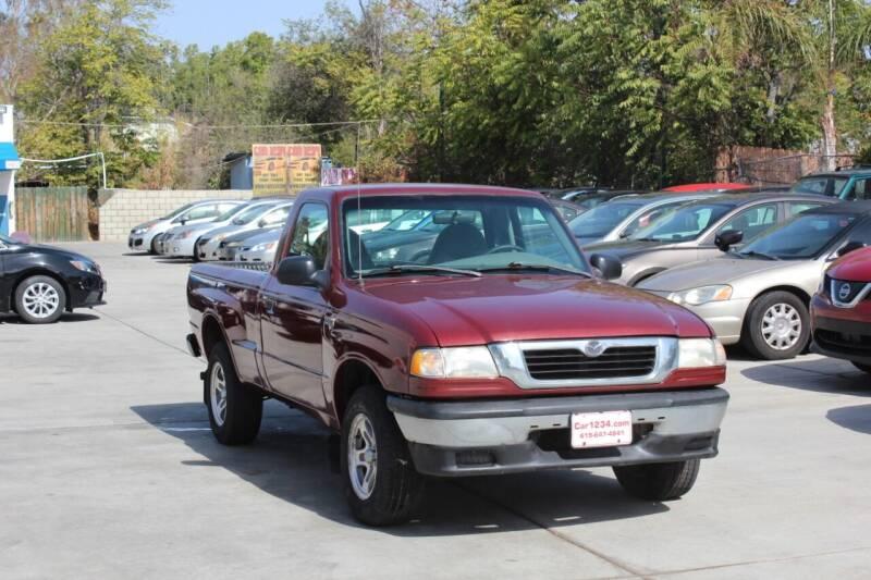 2000 Mazda B-Series Pickup for sale at Car 1234 inc in El Cajon CA