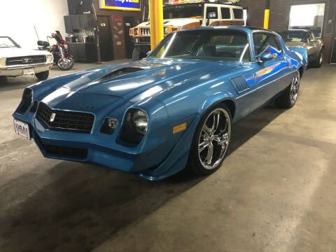 1979 Chevrolet Camaro for sale at Adrenaline Motorsports Inc. in Saginaw MI