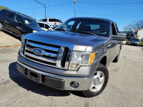 2011 Ford F-150 for sale at Philip Motors Inc in Snellville GA