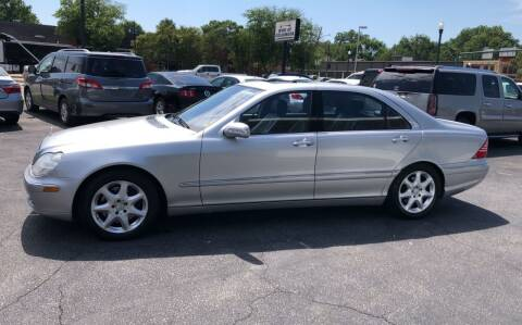2006 Mercedes-Benz S-Class for sale at BWK of Columbia in Columbia SC