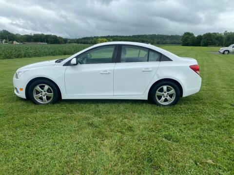 2014 Chevrolet Cruze for sale at Wendell Greene Motors Inc in Hamilton OH