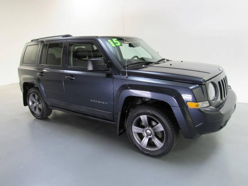 2015 Jeep Patriot for sale at Abilenecarsales.com in Abilene KS