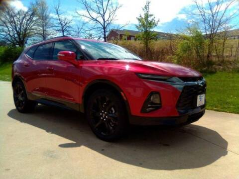 2021 Chevrolet Blazer for sale at MODERN AUTO CO in Washington MO