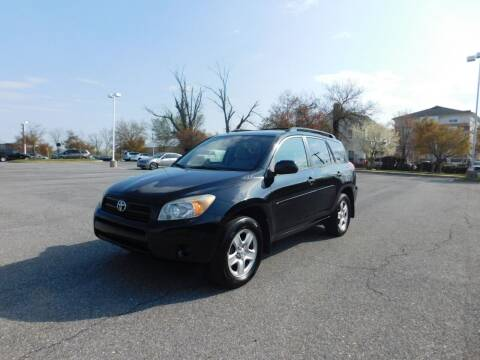 2008 Toyota RAV4 for sale at AMERICAR INC in Laurel MD