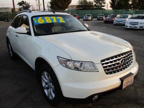 2003 Infiniti FX35 for sale at Auto Land in Ontario CA