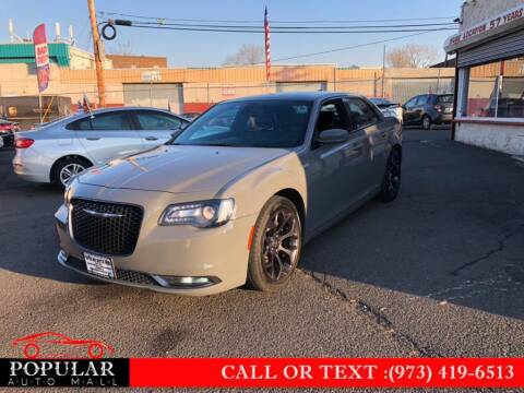 2019 Chrysler 300 for sale at Popular Auto Mall Inc in Newark NJ