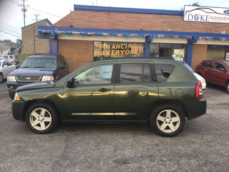 2007 Jeep Compass for sale at Duke Automotive Group in Cincinnati OH