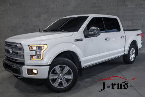 2016 Ford F-150 for sale at J-Rus Inc. in Macomb MI