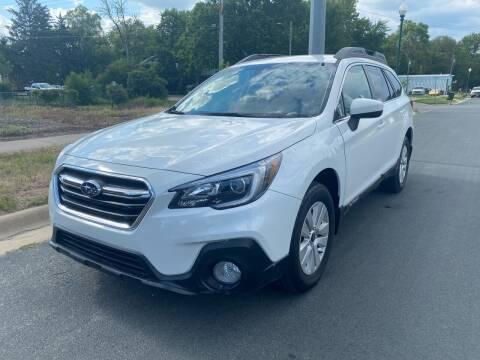 2019 Subaru Outback for sale at ONG Auto in Farmington MN