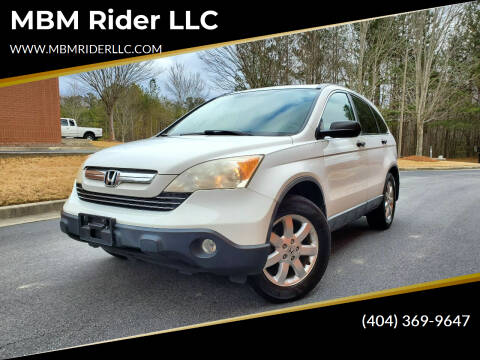 2008 Honda CR-V for sale at MBM Rider LLC in Alpharetta GA