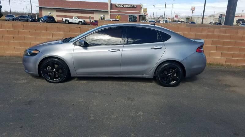 2016 Dodge Dart for sale at Ryan Richardson Motor Company in Alamogordo NM