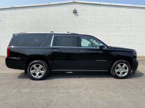 2016 Chevrolet Suburban for sale at Smart Chevrolet in Madison NC