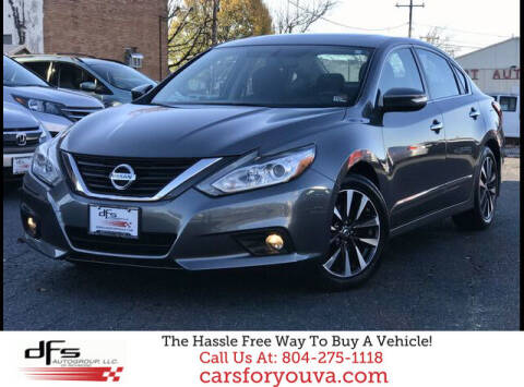2016 Nissan Altima for sale at DFS Auto Group of Richmond in Richmond VA