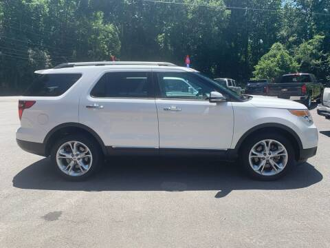 2015 Ford Explorer for sale at Buddy's Auto Inc in Pendleton SC