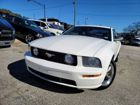 2005 Ford Mustang for sale at Philip Motors Inc in Snellville GA