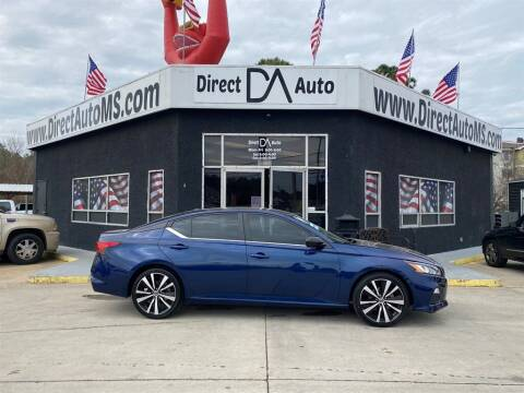 2019 Nissan Altima for sale at Direct Auto in D'Iberville MS