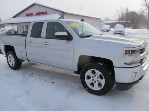 2019 Chevrolet Silverado 1500 LD for sale at Thompson Motors LLC in Attica NY