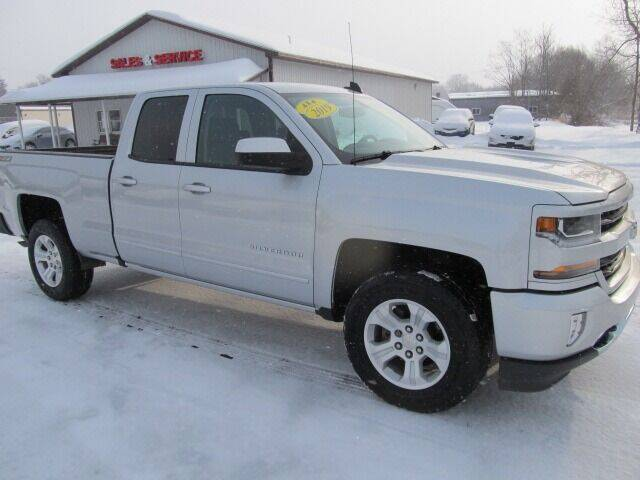 2019 Chevrolet Silverado 1500 LD for sale at Thompson Motors LLC in Attica NY