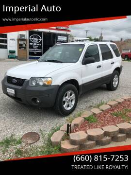 2005 Ford Escape for sale at Imperial Auto of Marshall in Marshall MO