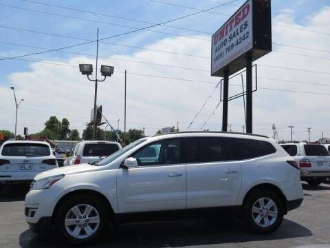 2013 Chevrolet Traverse for sale at United Auto Sales in Oklahoma City OK