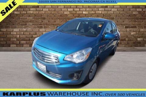 2017 Mitsubishi Mirage G4 for sale at Karplus Warehouse in Pacoima CA