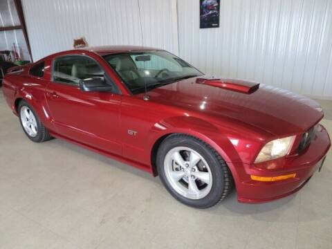 2007 Ford Mustang for sale at PORTAGE MOTORS in Portage WI