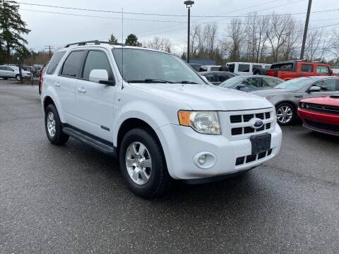 2008 Ford Escape for sale at LKL Motors in Puyallup WA