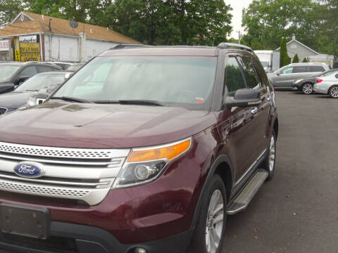 2011 Ford Explorer for sale at QUALITY AUTO SALES OF NEW YORK in Medford NY