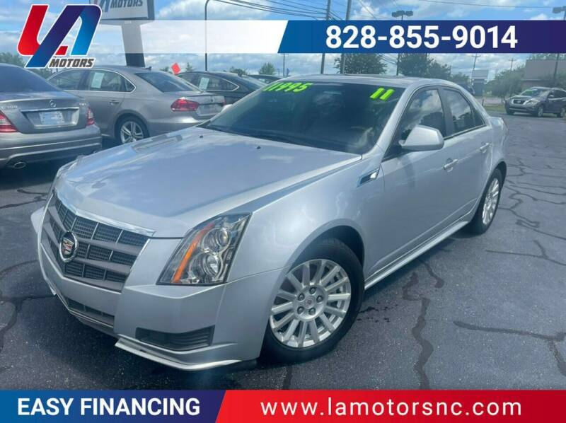 2011 Cadillac CTS for sale in Hickory, NC