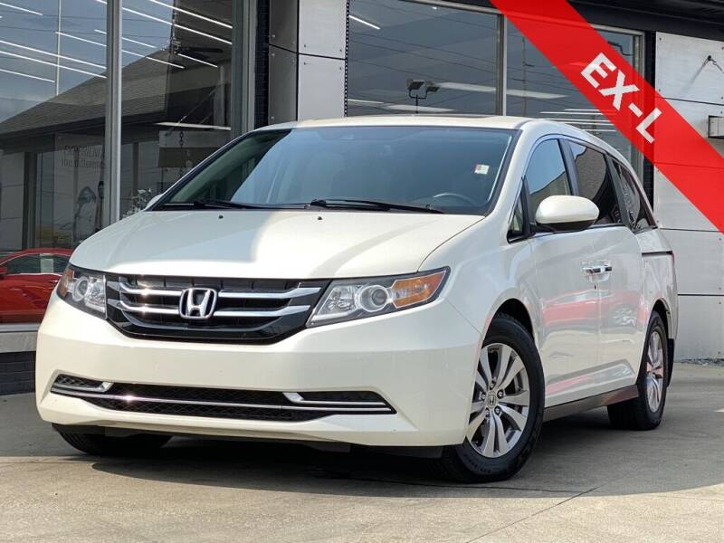 2016 Honda Odyssey for sale at Carmel Motors in Indianapolis IN