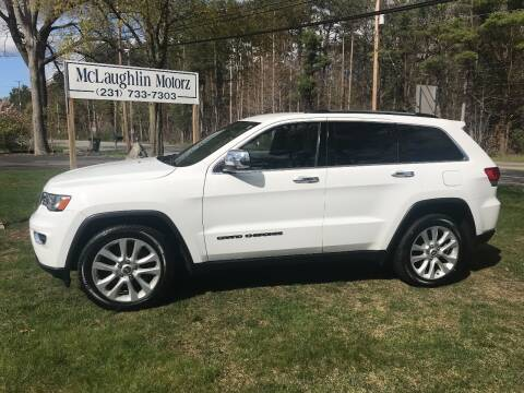 2017 Jeep Grand Cherokee for sale at McLaughlin Motorz in North Muskegon MI