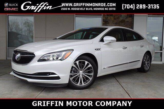 2017 Buick LaCrosse for sale in Monroe, NC
