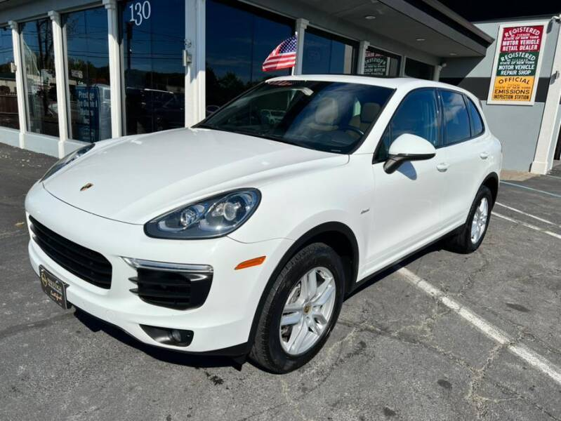 2016 Porsche Cayenne for sale at Prestige Pre - Owned Motors in New Windsor NY