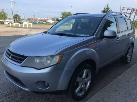 2007 Mitsubishi Outlander for sale at 5 STAR MOTORS 1 & 2 in Louisville KY