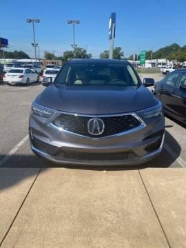 2019 Acura RDX for sale at JOE BULLARD USED CARS in Mobile AL