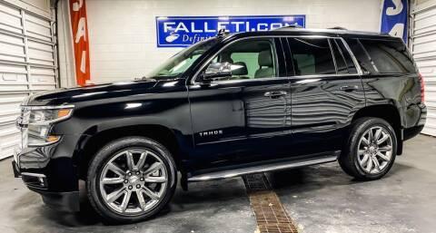 2016 Chevrolet Tahoe for sale at Falleti Motors, Inc.  est. 1976 in Batavia NY