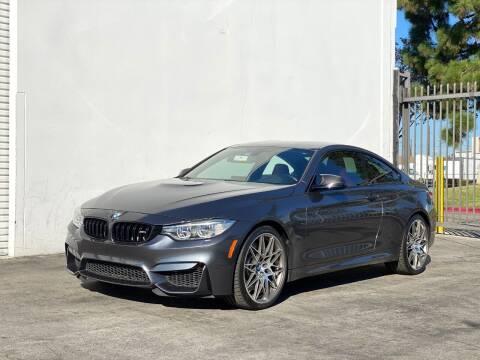 2016 BMW M4 for sale at Corsa Exotics Inc in Montebello CA