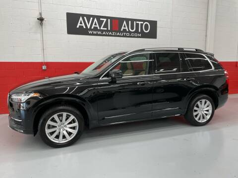 2016 Volvo XC90 for sale at AVAZI AUTO GROUP LLC in Gaithersburg MD