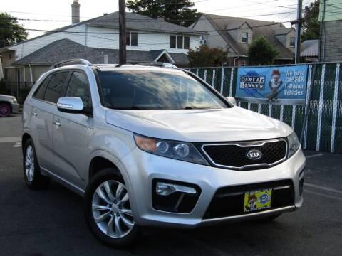 2012 Kia Sorento for sale at The Auto Network in Lodi NJ